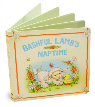 Bashful Lamb's Naptime Book