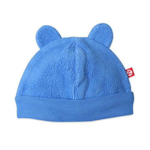 Cozie Fleece Hat - Periwinkle