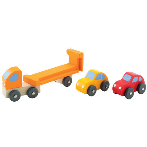 Mini Transport Truck with Cars from Sevi