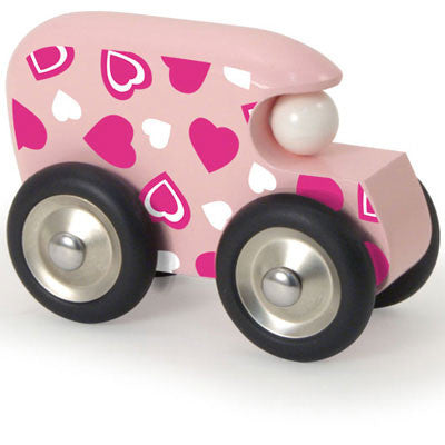 Large Pink Heart Van from Vilac
