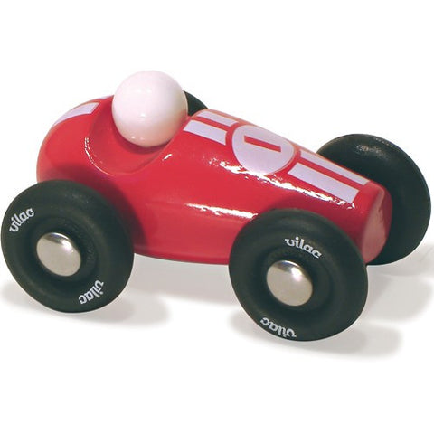 Mini Race Car Red from Vilac