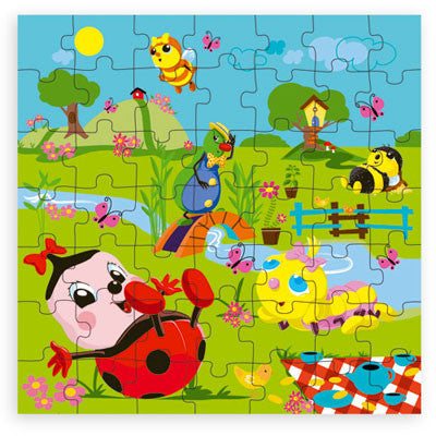 Large Baby Bugs Puzzle from Vilac