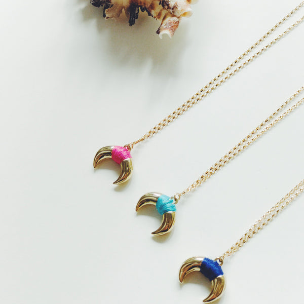 MOON POP NECKLACE