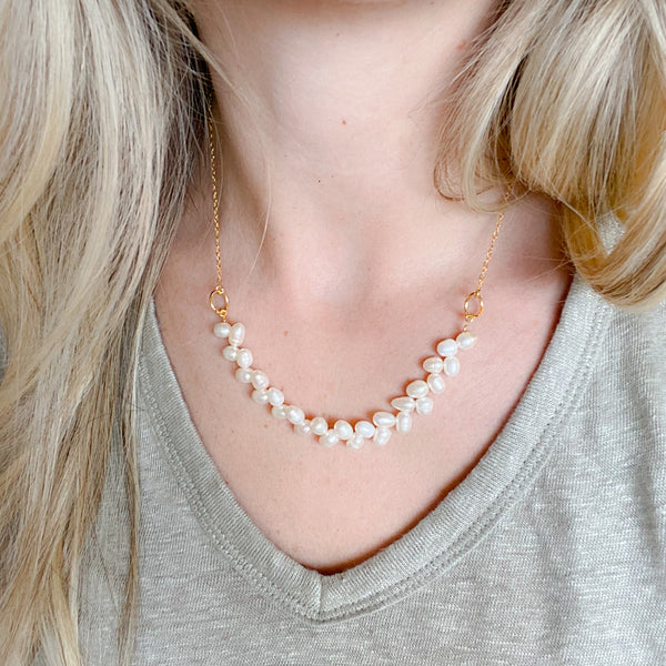 PEARL ME BABY - NECKLACE