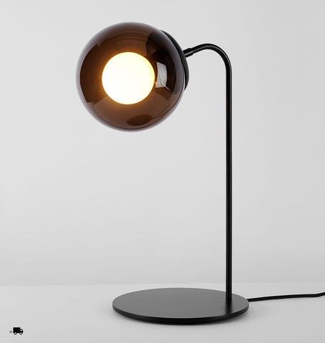 Desk Lamp (Bronze/Smoke)