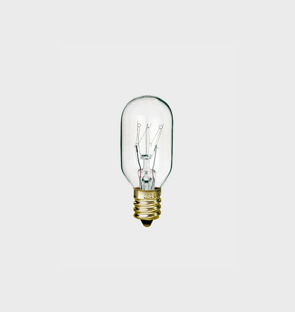 Incandescent 120V Bulbs