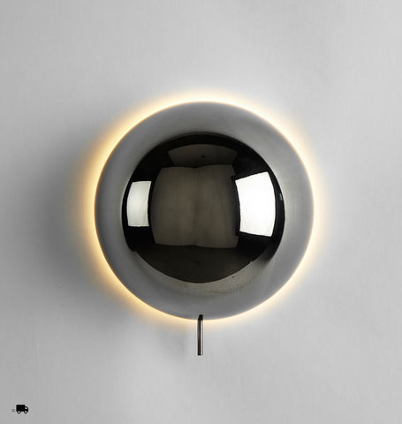 Sconce (Chrome)