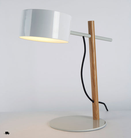Desk Lamp (White)