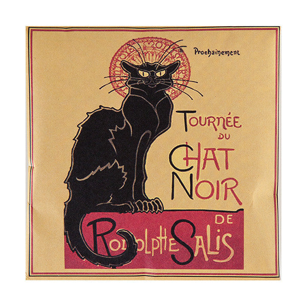 Chat Noir Sachet - Rose - European Soaps