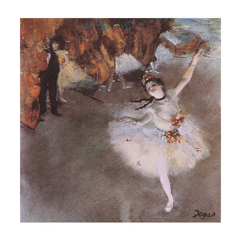 Degas Dancer Sachet - Cotton