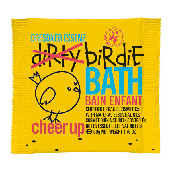 Cheer Up - Grapefruit & Orange Oil Bath Powder - European Soaps