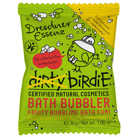 Wholesale Dirty Birdie Fruity Bath Bubbler - European Soaps