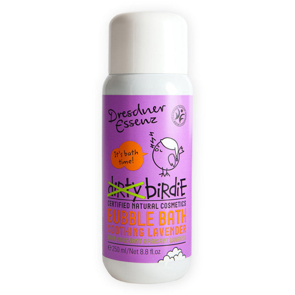 Dirty Birdie Bubble Bath - Soothing Lavender - European Soaps