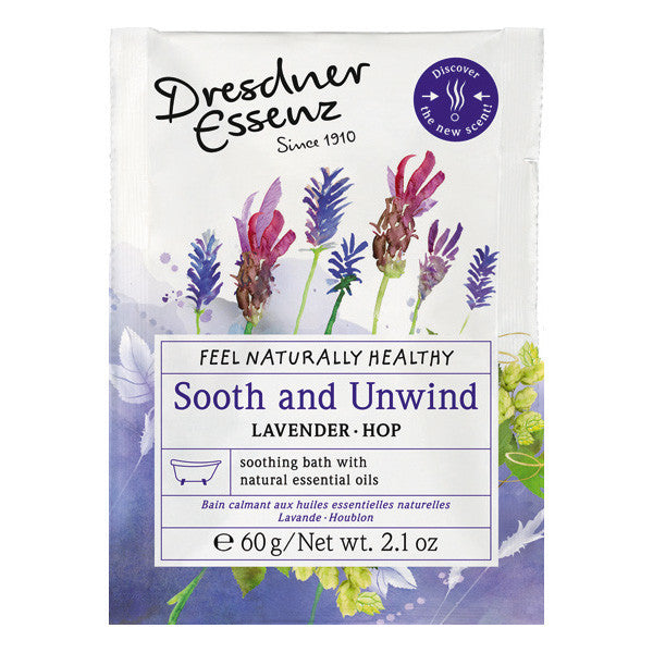 Lavender Hop Bath Essence - European Soaps