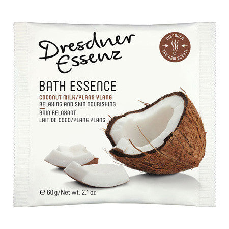 Coconut Ylang Ylang Bath Essence - European Soaps