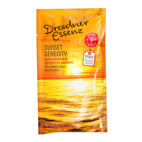 Wholesale Sunset Serenity Bath Essence - European Soaps