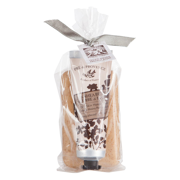 Shea Butter Gift Bag - Honey Almond - European Soaps