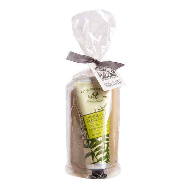 Wholesale Verbena Shea Butter Gift Bag - European Soaps