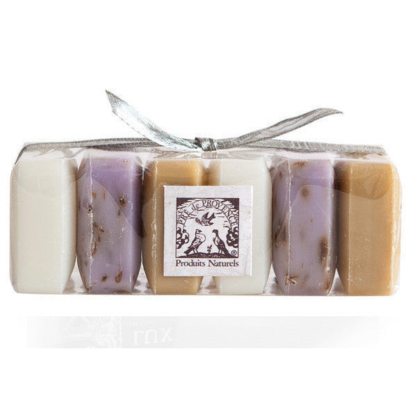Luxury Soap Gift Pack - European Soaps
