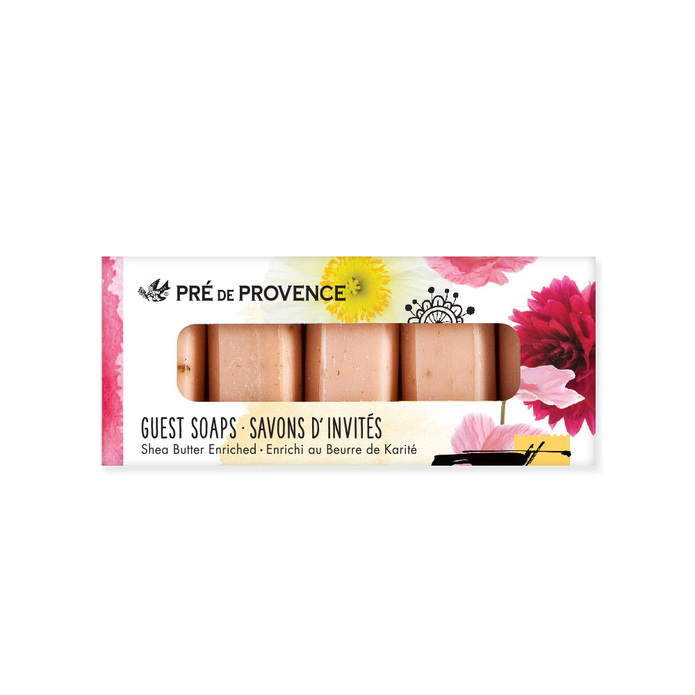 Wholesale Luxury Soap Gift Set - Rose Petal - European Soaps