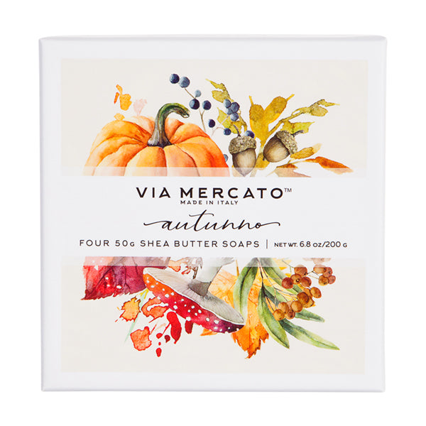 Wholesale Autunno Gift Set - European Soaps