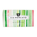 Wholesale Via Mercato Oversized Matches - Green - European Soaps