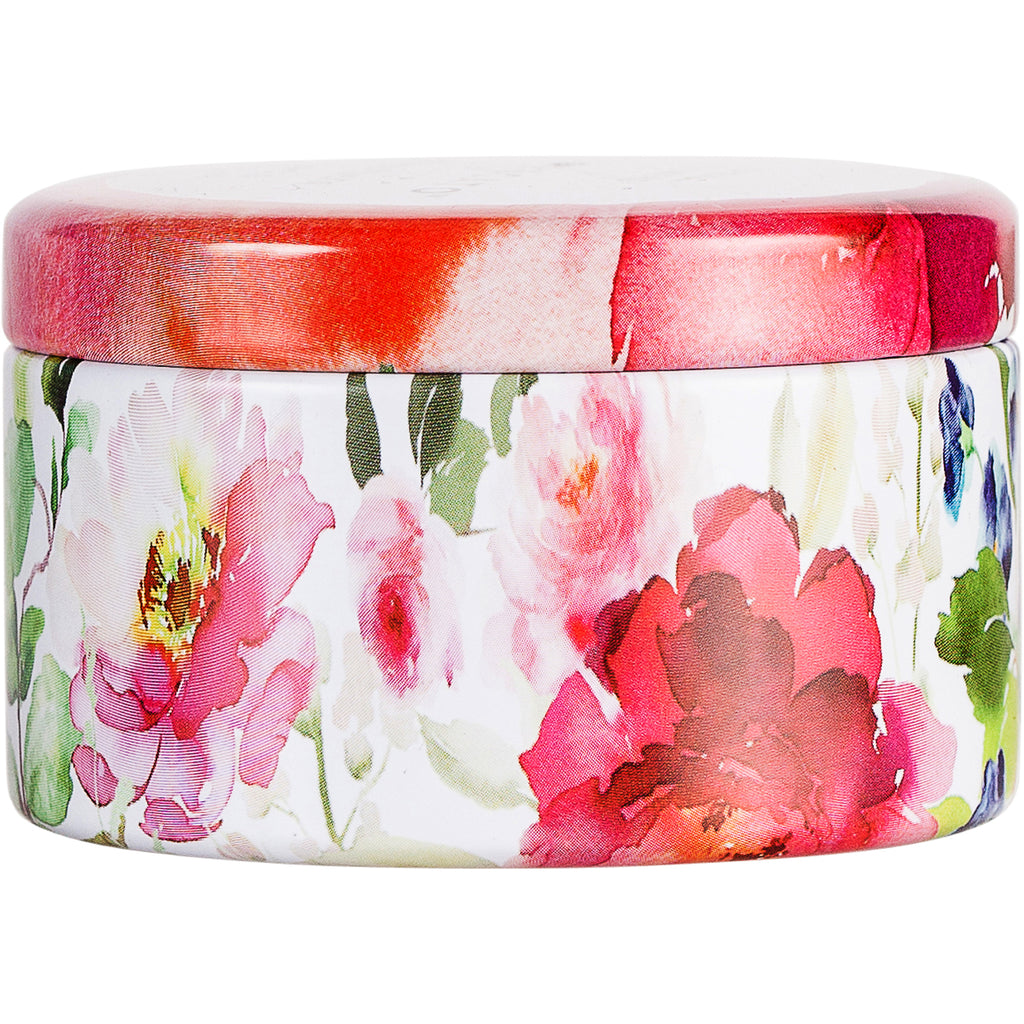 Via Mercato Primavera 3 Oz Candle - Spring Flowers - European Soaps