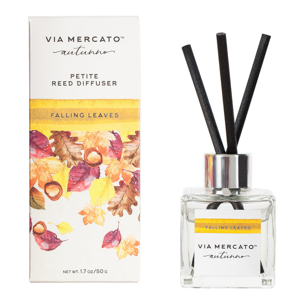 Autunno-Petite Reed Diffuser - Falling Leaves - European Soaps