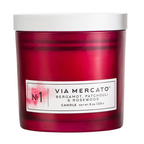 Via Mercato No.1 Candle - European Soaps