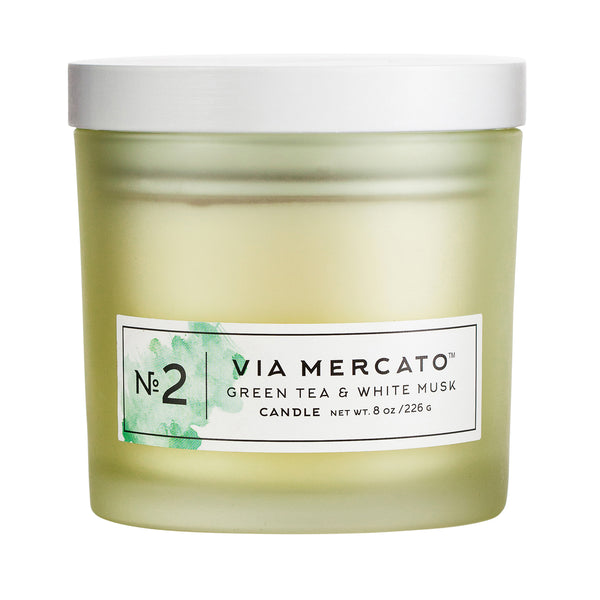 Via Mercato No.2 Candle - European Soaps