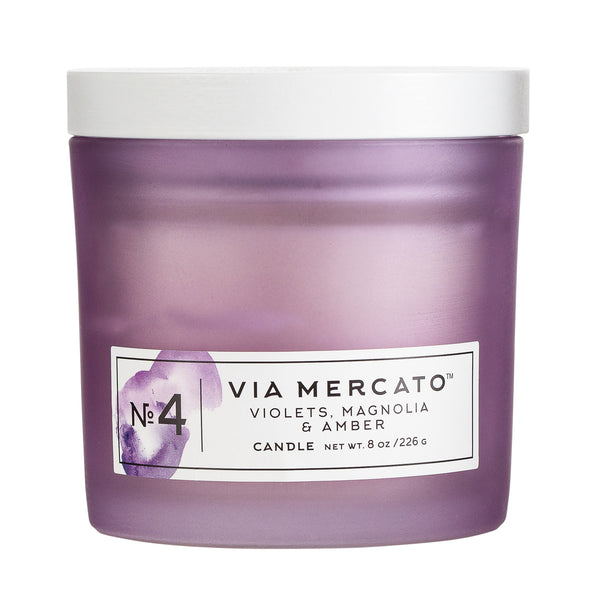 Via Mercato No.4 Candle - European Soaps