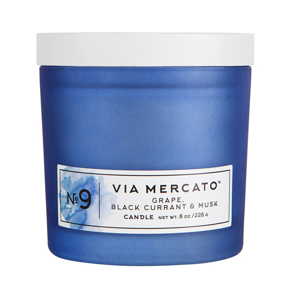 Wholesale Via Mercato No.9 Candle - European Soaps
