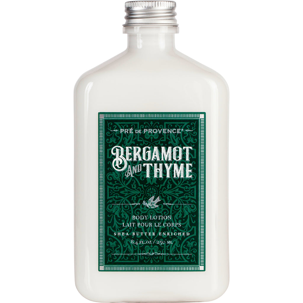 Wholesale Body Lotion - Bergamot & Thyme - European Soaps
