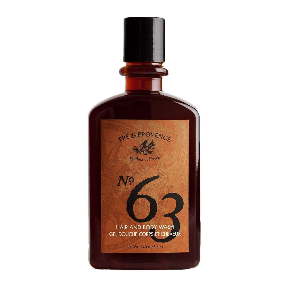 No. 63 Hair and Body Wash - European Soaps