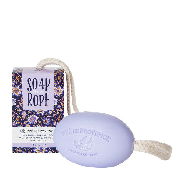Wholesale Soap on a Rope - Lavender - European Soaps