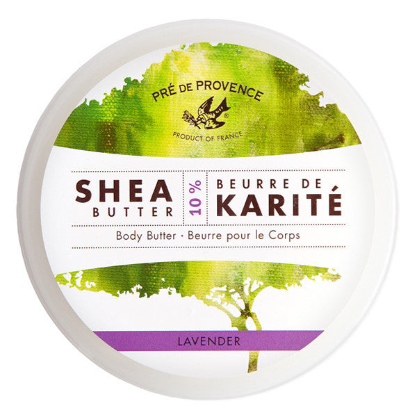 Wholesale 10% Shea Butter Body Butter - Lavender - European Soaps