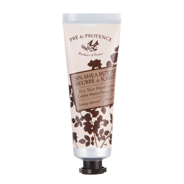 Shea Butter Dry Skin Hand Cream - Honey Almond - European Soaps