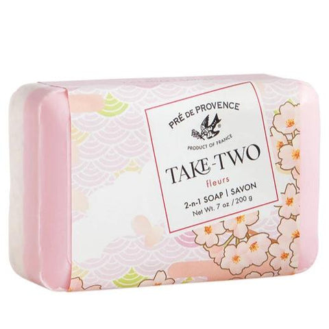 Take Two Soap - Fleurs