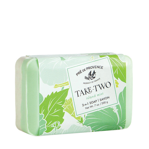 Wholesale Take Two Soap - Island Mint - European Soaps