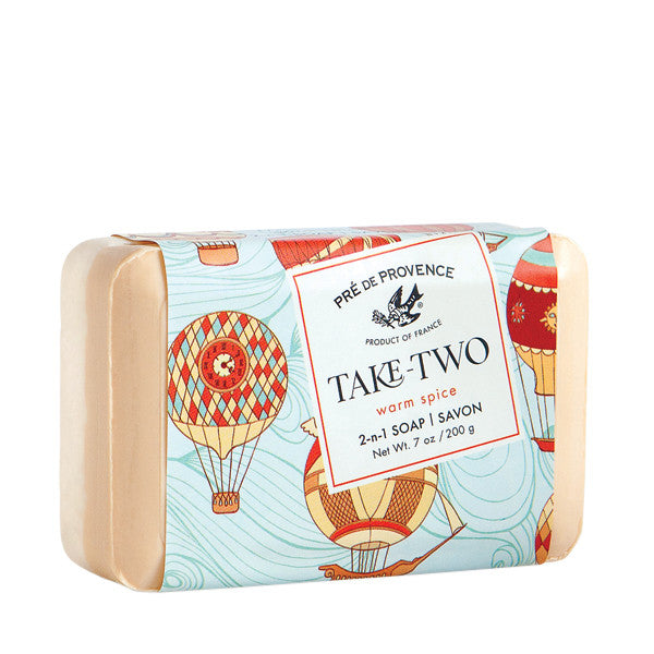 Wholesale Take Two Soap - Warm Spice - European Soaps