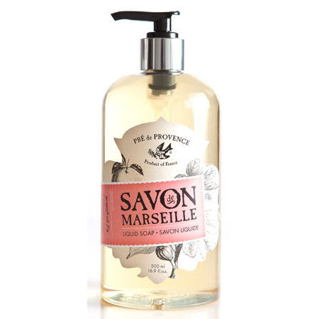 Wholesale Fig/Grapefruit Liquid Soap - European Soaps