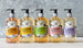 Wholesale White Citrus Tea Liquid Soap - European Soaps