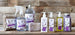 Lavender Bath & Shower Gel (240ml) - European Soaps