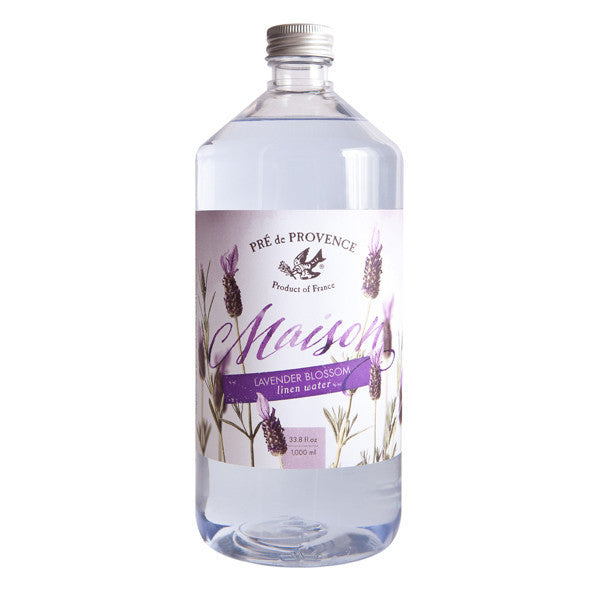 Wholesale French Lavender Linen Water (1000ml) - European Soaps