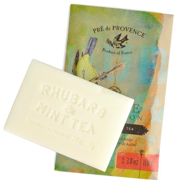 Private Collection Soap Bar - Rhubarb & Mint Tea Soap - European Soaps