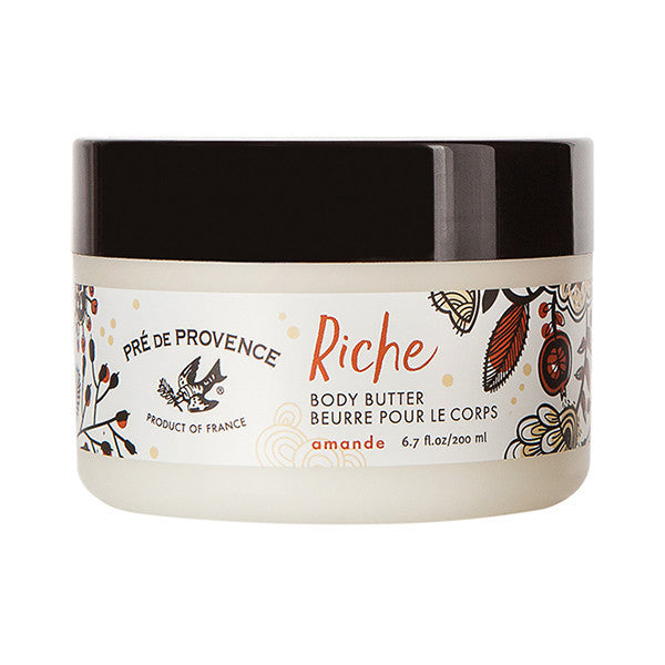 Riche Body Butter - Amande - European Soaps