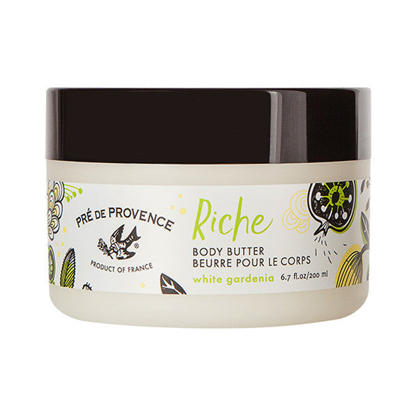 Wholesale Riche Body Butter - White Gardenia - European Soaps