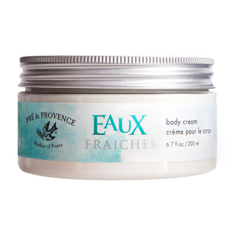 Eaux Fraiches Body Cream - European Soaps