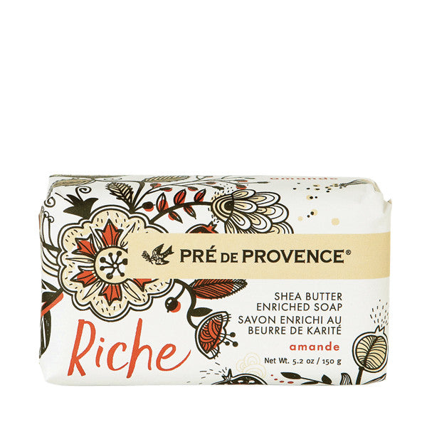 Wholesale Riche Wrapped Soap - Amande - European Soaps