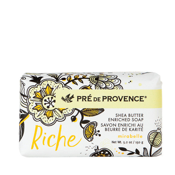 Riche Wrapped Soap - Mirabelle - European Soaps